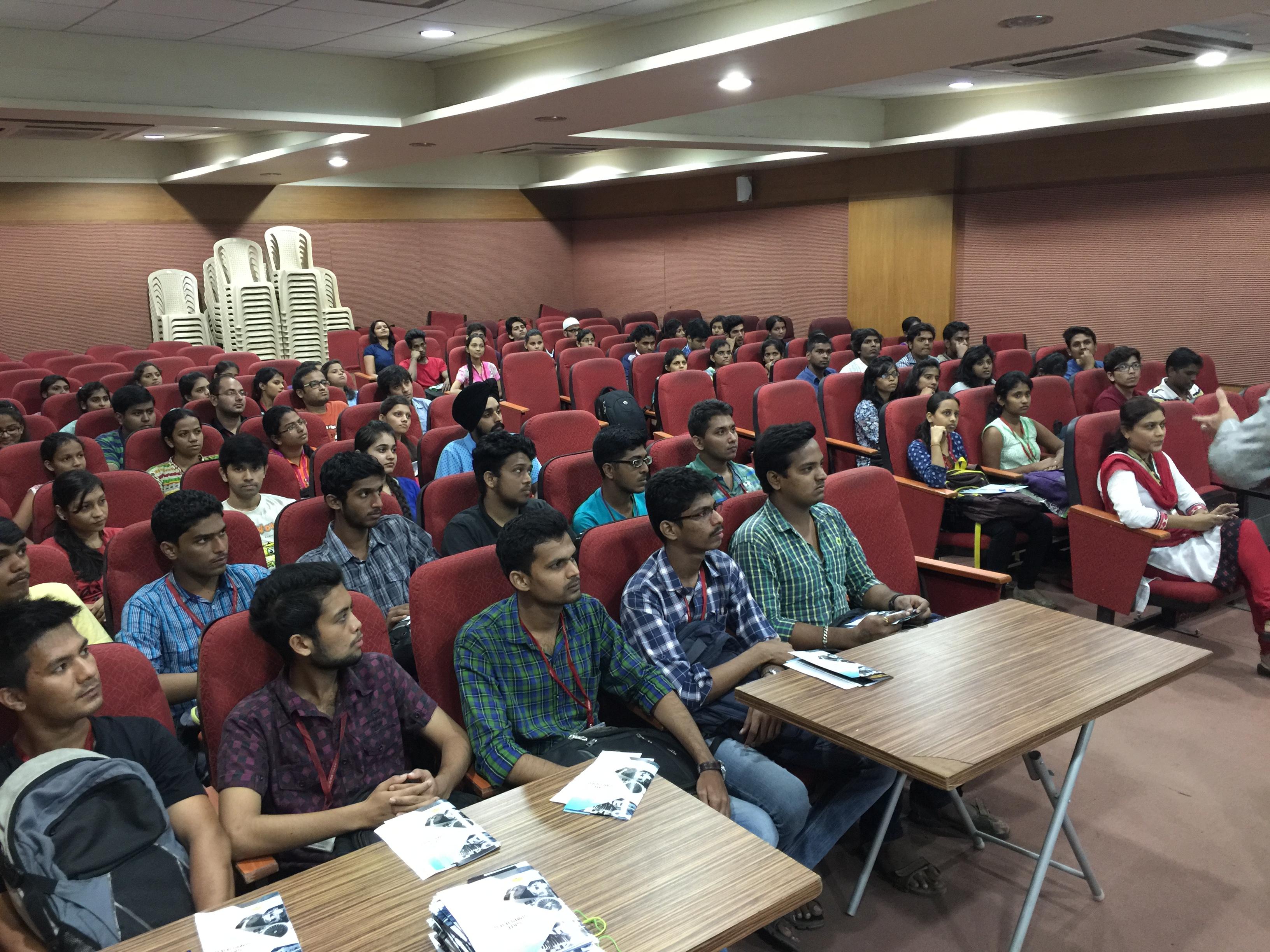 Vasantdada GATE Seminar (20/August/2015)
